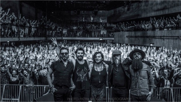 (Foto: zvg/Rival Sons)