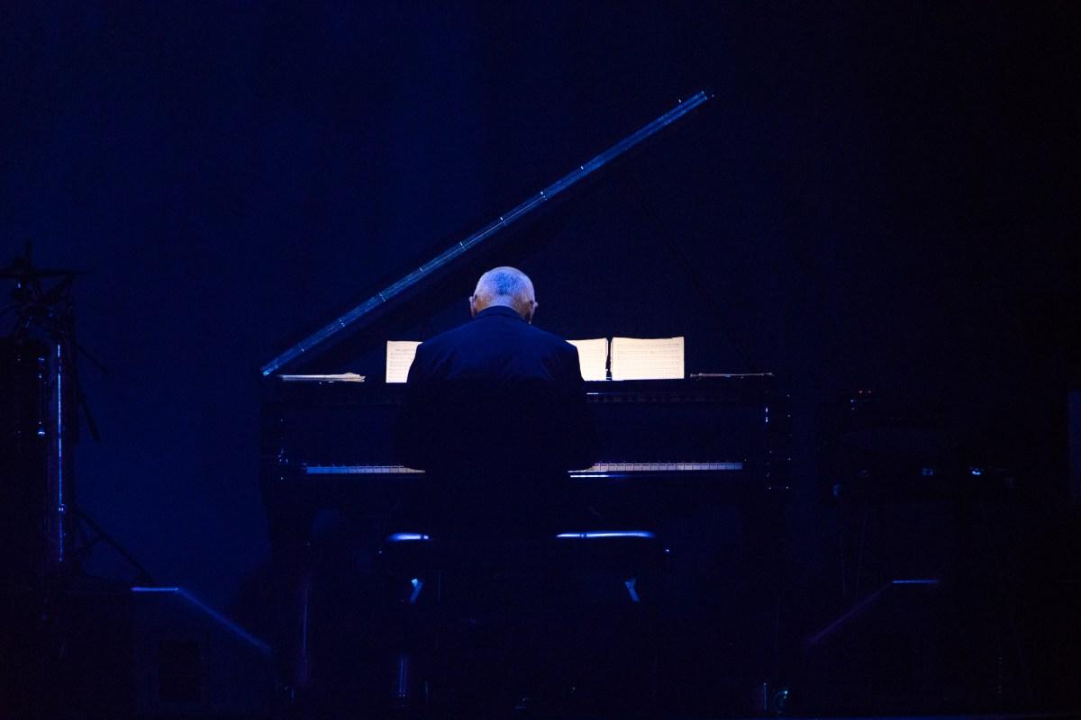 Ludovico Einaudi ( (Bild: Michelle Brügger)