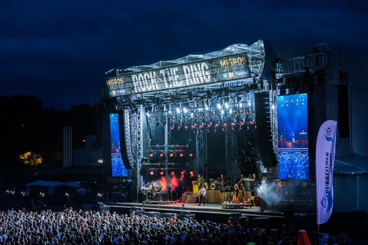 Rock The Ring, Hinwil, 21.06.2018