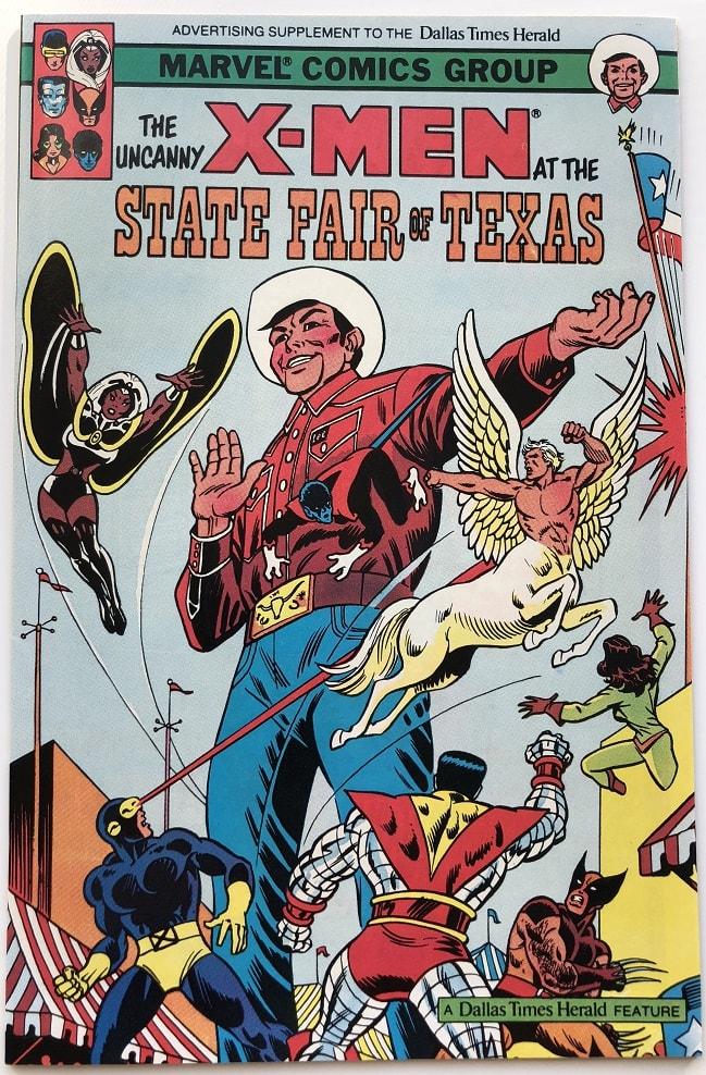 Naked fair of texas