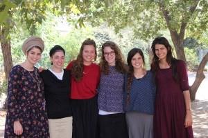 Les animatrice de la Maison Grosman à Jérusalem