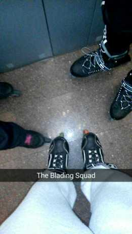New brought to you by the Blading squad