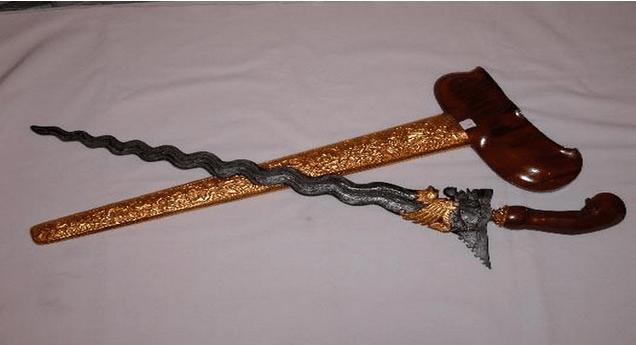 Empat Senjata Tradisional Terunik Asli Indonesia Negeri Laskar Pelangi