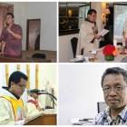 Uskup Terpilih Keuskupan Pangkalpinang Mgr. Dr. Adrianus Sunarko OFM.