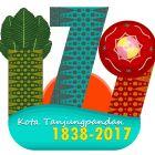 Logo HUT ke-179 Kota Tanjungpandan Kabupaten Belitung.