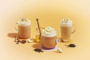 スターバックス 異なる味わいのお茶を楽しめる3種のティーラテ