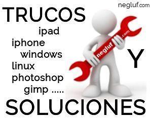 TRUCOS Y SOLUCIONES.