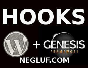 ¿Qué es un Hook en Genesis Framework y para qué sirve?