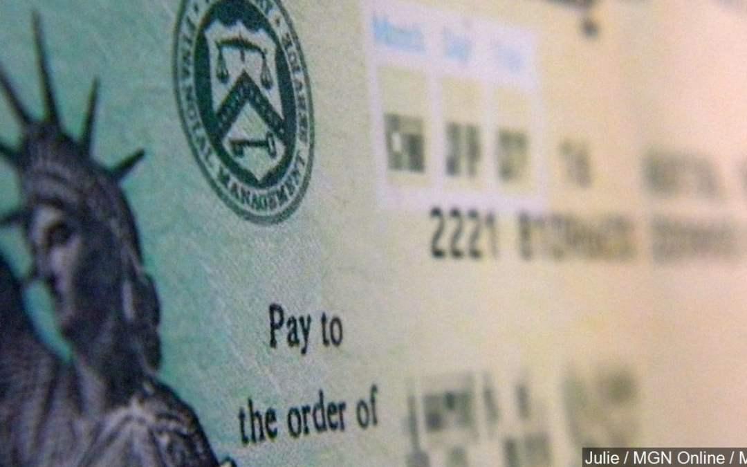 50 millones de personas aguardan a que les llegue el cheque de la ayuda por la emergencia del coronavirus
