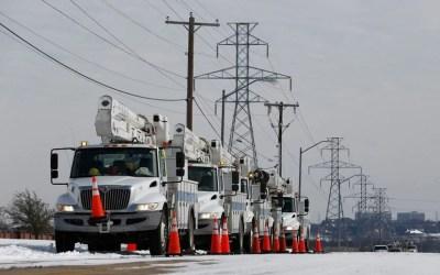 Empresa de energía eléctrica en Texas se declara en bancarrota tras las tormentas de nieve