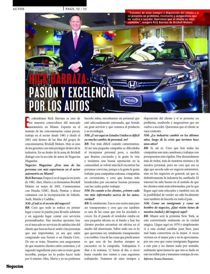 Negocios_magazine rick barraza