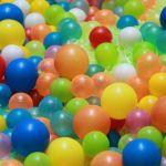 Cómo montar un parque de bolas
