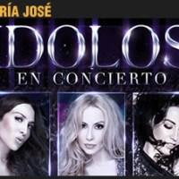 Martha Sánchez, Mónica Naranjo y María José se presentarán el próximo 28 de junio