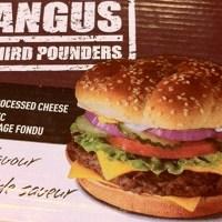 McDonald's realiza recortes en su menú