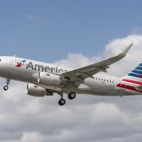 American Airlines recibe el primer Airbus A 319