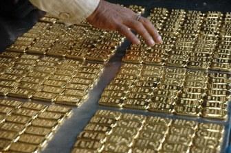 280 gold bars recovered at Shahjalal airport