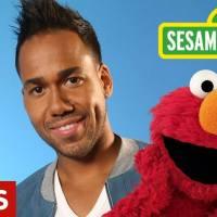 """Romeo Santos y Elmo cantan  """"Quiero Ser Tu Amigo"""""""
