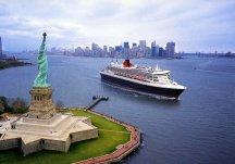 El Queen Mary 2 (o QM 2),