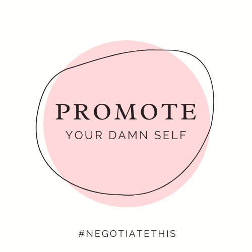 promote your damn self