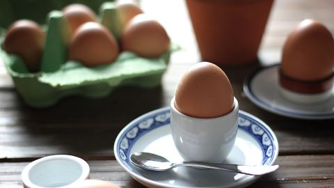 Десерт: Яйце - изненада