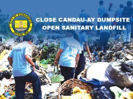 close-candau-ay-dumpsite-open-landfill close dumpsite