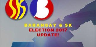 Barangay Elections Postponed