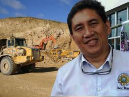 Doc Mark Macias Scrutinizes Quarry Operations