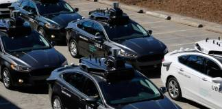 Driverless Electric Cars Technology for Uber