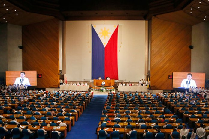 The Philippine Senate