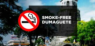smoke-free policy in Dumaguete