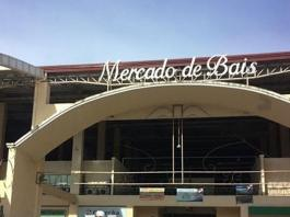 Mercado De Bais Fire Hazard Bais City