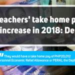 Pay Increase for Teachers 2018 Philippines DepEd