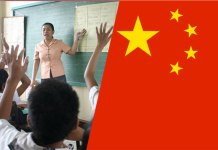 Filipino English Teachers to China