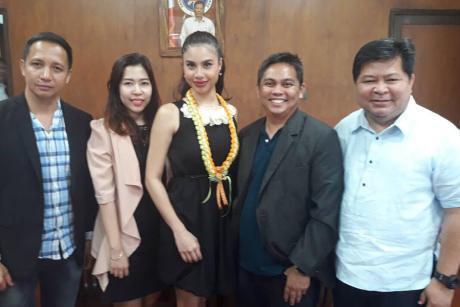 Miss Philippines Earth 2018 Dumaguete Representative Nathalie Roxas (1)