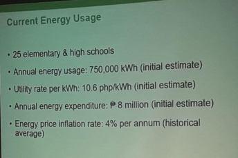 Public schools to get free solar power in Dumaguete