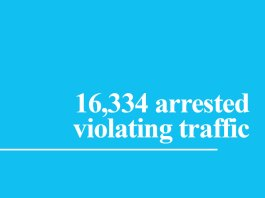 Violating Traffic