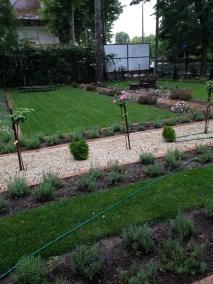 Siófok Jókai Villa kertje - Négy Évszak Kertészet (5)