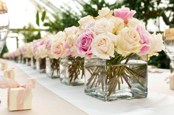 szolid elegancia-virágdekor