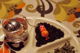 Boule à thé Trio