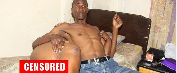 Thirty-five year old Portia Jowa was stunned when her husband Herbert Jowa (40) walked in on her temporary love nest with boyfriend Emmanuel