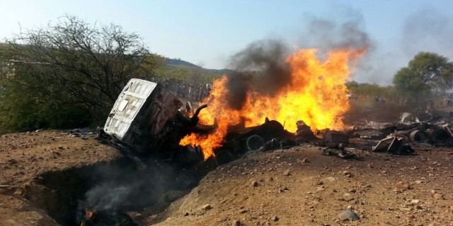 21 perish in Chisumbanje road accident