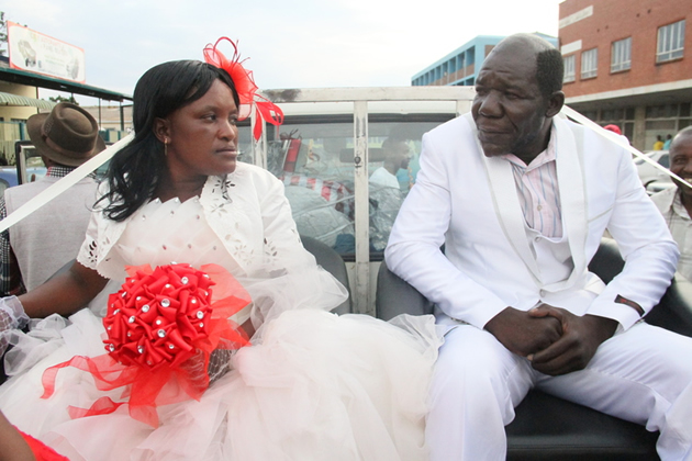Mr Ugly Receives Prizes After 'wedding'