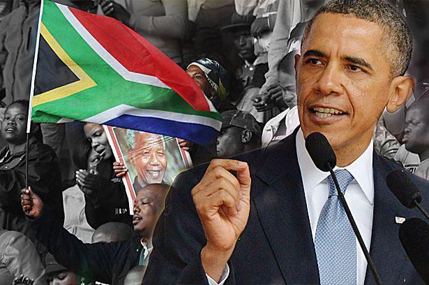 Obama Mandela Speech