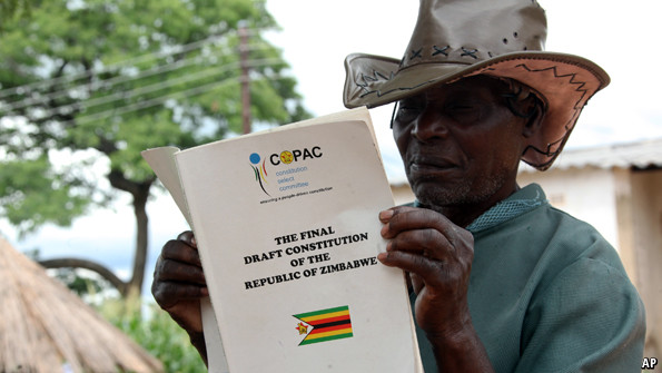 Image result for zimbabwean constitution picture