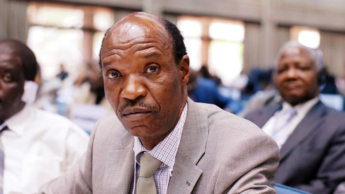 Former minister Fidelis Mhashu dies