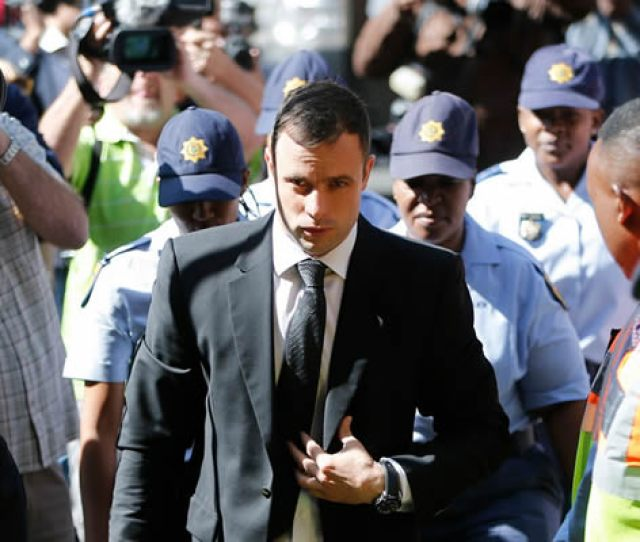 Oscar Pistorius To Be Released This Week