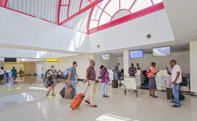 Résultats de recherche d'images pour «New Look Victoria Falls Airport»