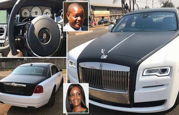 The tender revelations emerge just days after Zimbabweans had to confront images of two customised Rolls Royces' which Grace Mugabe's son imported and paid for with foreign currency.