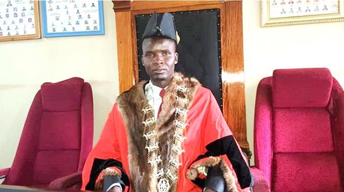 Chitungwiza Mayor Lovemore Maiko
