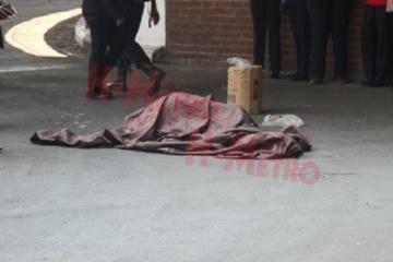 Berry Dambaza suicide